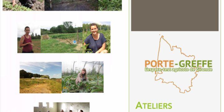 2018, contribution à l'AG de Porte-Greffe